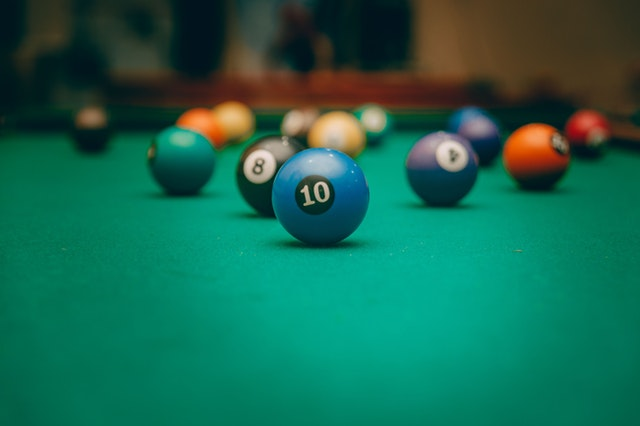 A Little History on Pool Tables